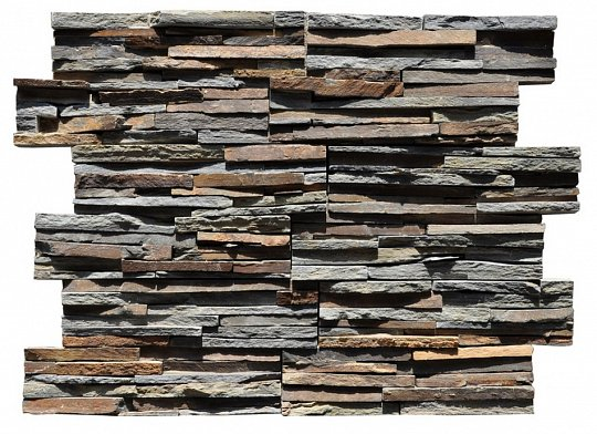 HARTTA S1961-ST68 Rusty Slate Small Strips